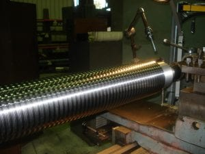 Refurbishment of Jacking Cylinders