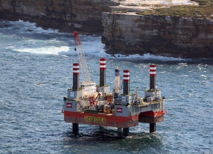 Seafox 6 Jacking Barge