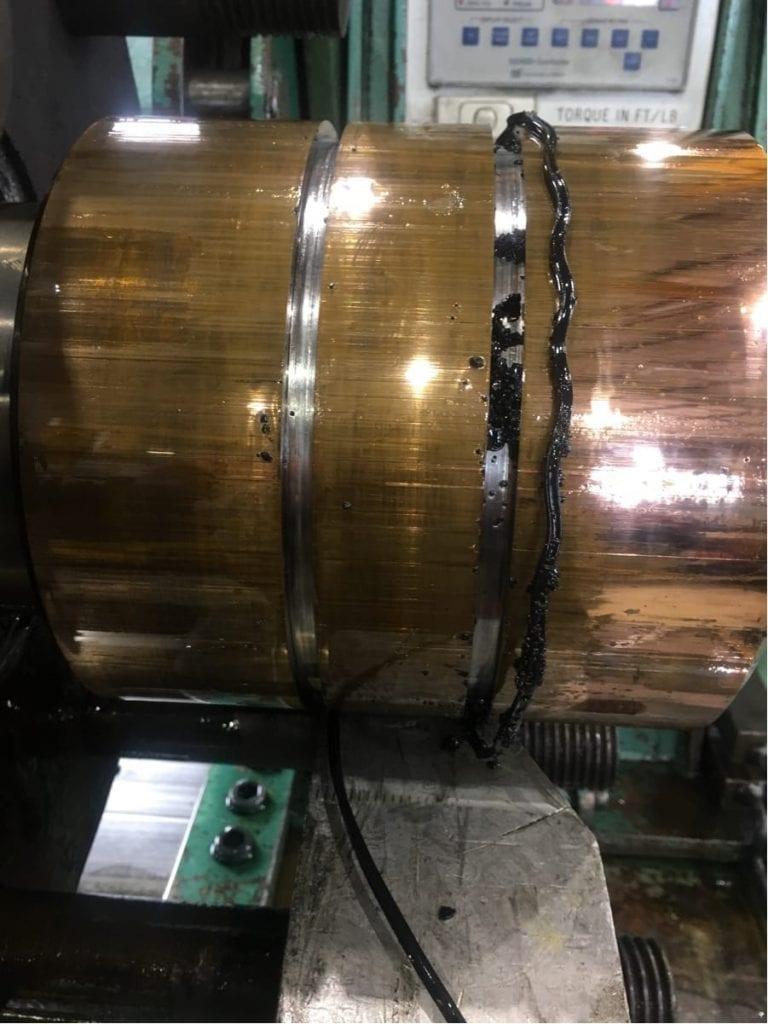 Molycop EWM Carriage Cylinders
