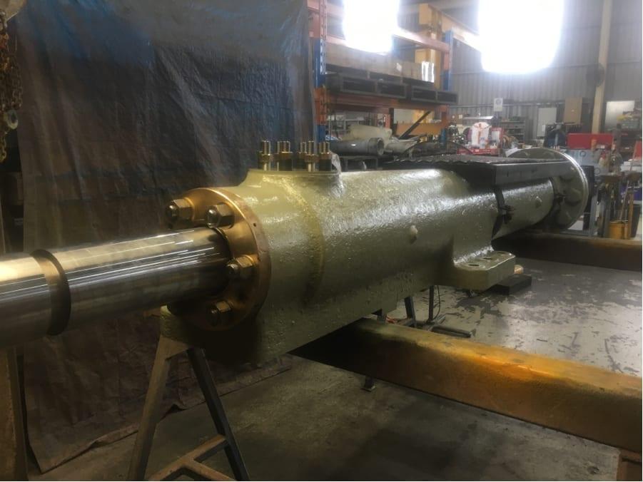 Small Molycop EWM Carriage Cylinders