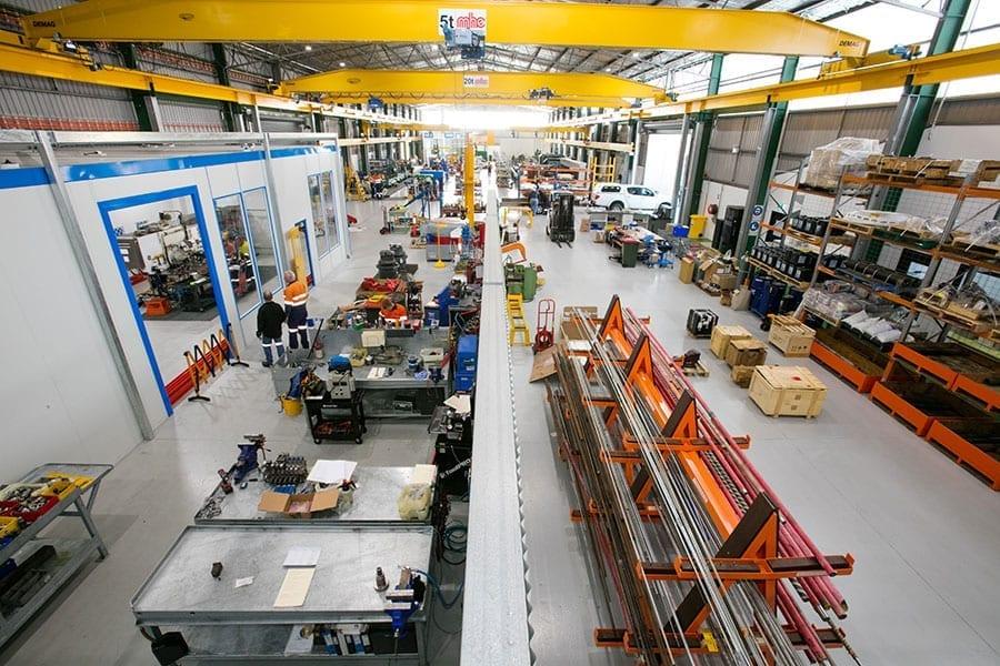 About K&R Hydraulics - Hydraulic Facilities