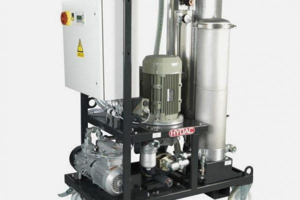 Hydraulic Oil Conditioning Service