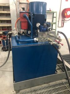 Hydraulic Power Unit for hire