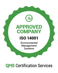 ISO 14001 Approved