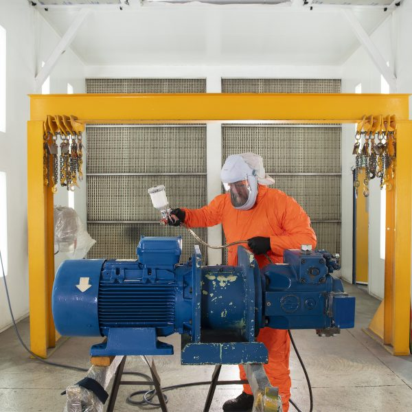 K&R Hydraulics Brochure - Hydraulic Spray room