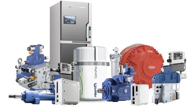 Hydraulic Components - Bosch Rexroth