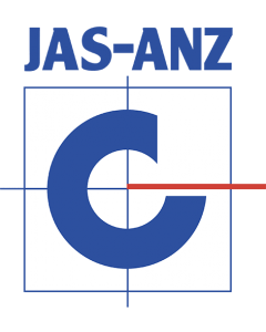 JAS-ANZ Approved
