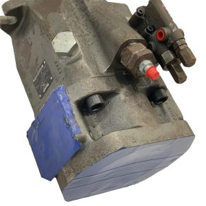 Bosch Rexroth Axial Piston Pump – Reconditioned Part Number: A10VO85DFR1/52R-PUC62K24
