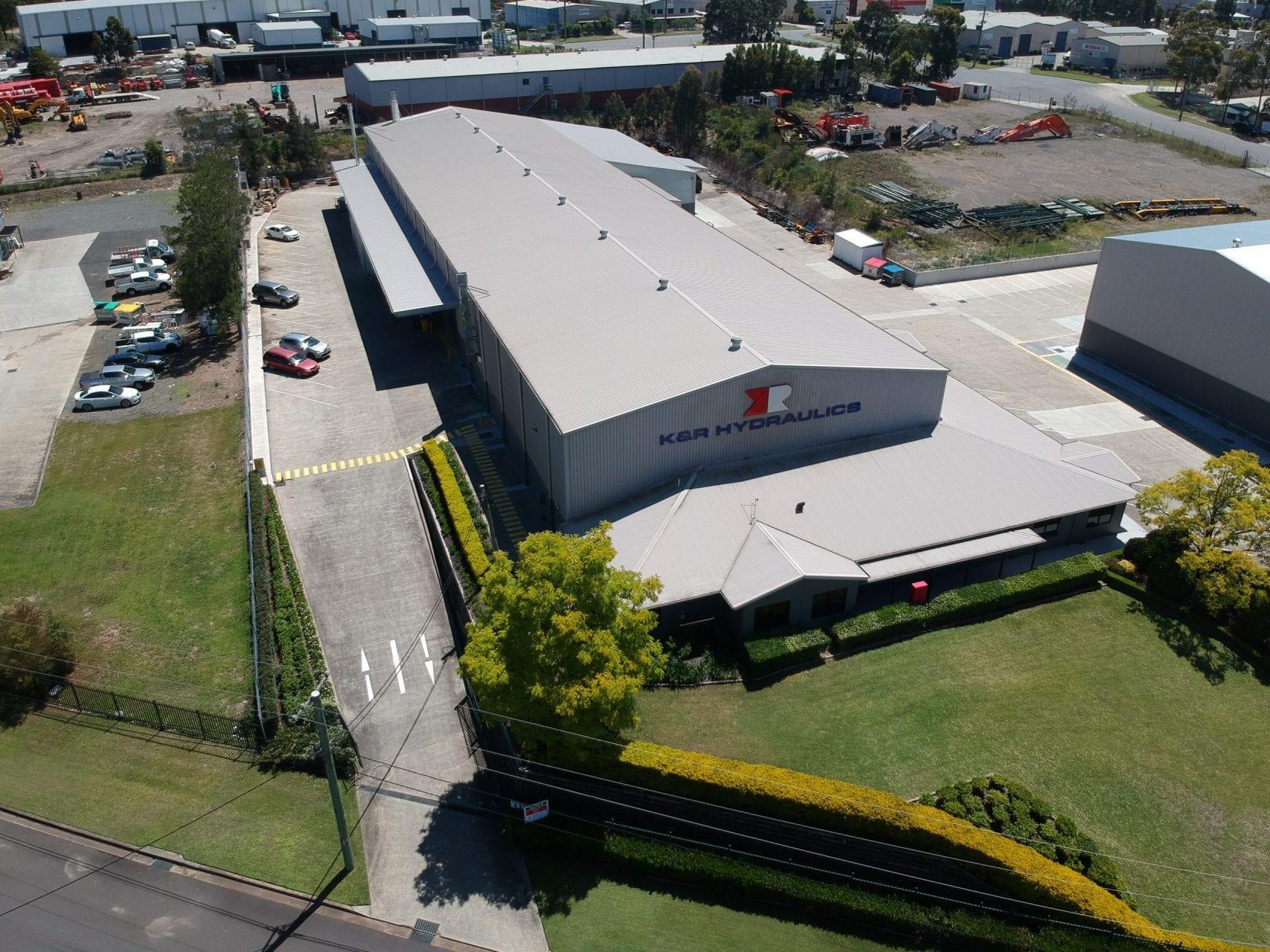 K&R Hydraulics Thornton Facility