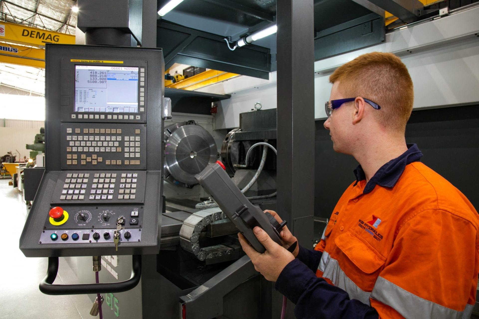 K&R Hydraulic Manufacturing Image