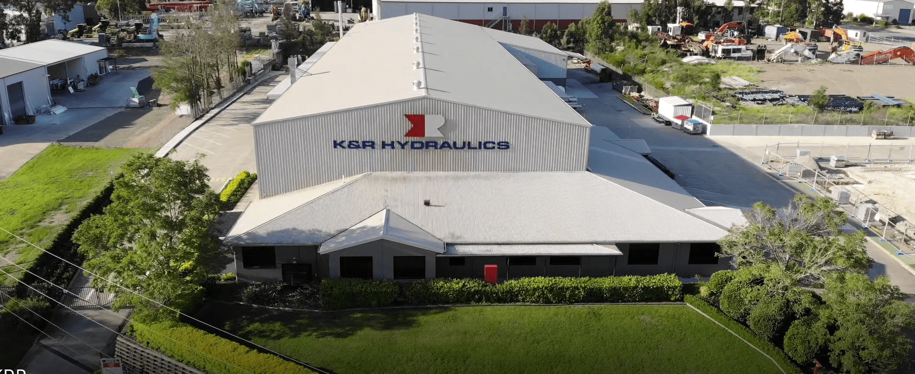 K&R Hydraulics warehouse Thornton